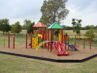 Playground Equipment Texas