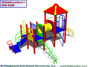 Playground Model KS 02B