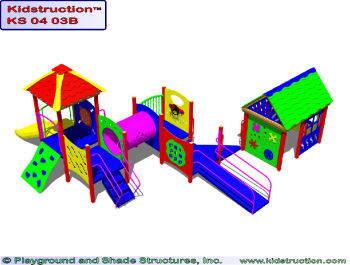 Playground Model KS 04 03B