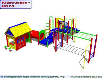 Playground Model KS 06