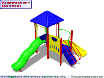 Playground Model KS 22201