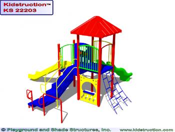 Playground Model KS 22203