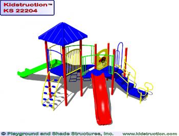 Playground Model KS 22204