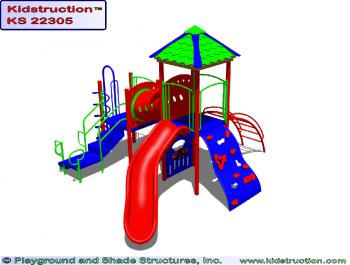 Playground Model KS 22305