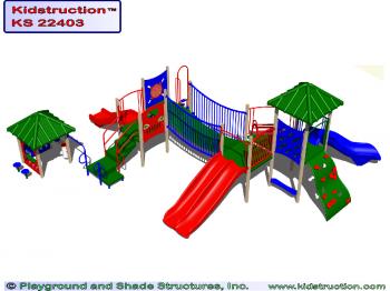 Playground Model KS 22403