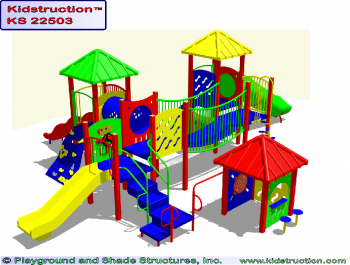 Playground Model KS 22503