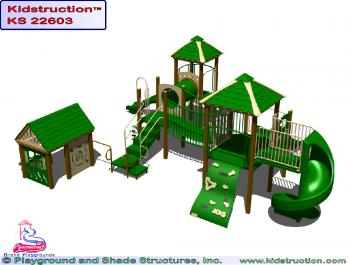 Playground Model KS 22603