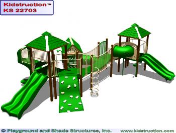 Playground Model KS 22703