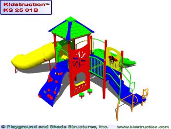 Playground Model KS 25 01B