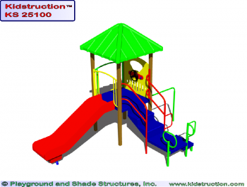 Playground Model KS 25100