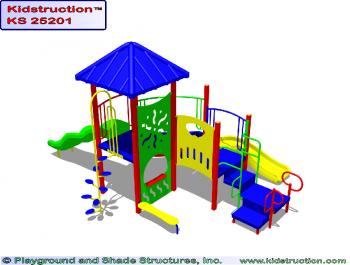 Playground Model KS 25201
