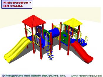 Playground Model KS 25404