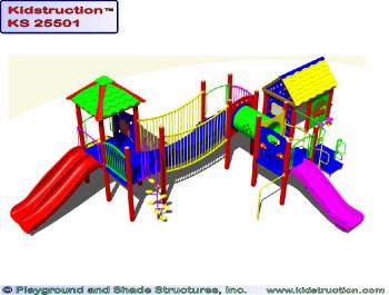 Playground Model KS 25501