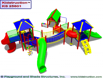 Playground Model KS 25601
