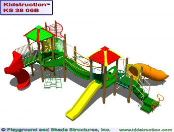Playground Model KS 38 06B