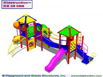 Playground Model KS 38 08B