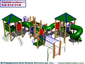 Playground Model KS 512 01B