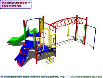 Playground Model KS 52202