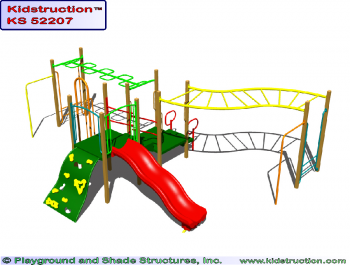 Playground Model KS 52207