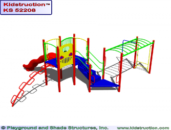 Playground Model KS 52208