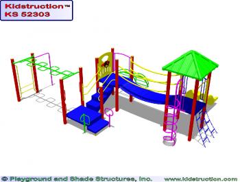 Playground Model KS 52303