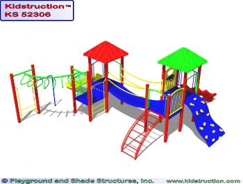 Playground Model KS 52306