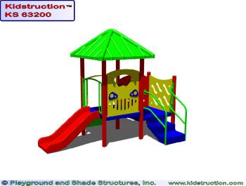Playground Model KS 63200