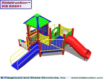 Playground Model KS 63201