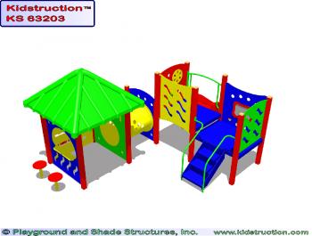Playground Model KS 63203