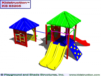 Playground Model KS 63205