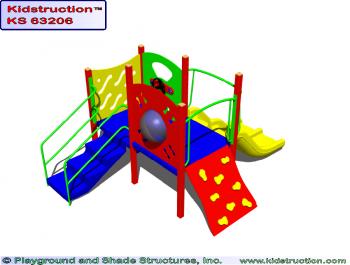 Playground Model KS 63206