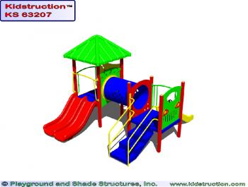 Playground Model KS 63207