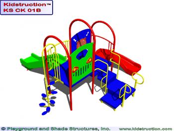 Playground Model KS CK 01B