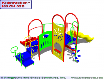 Playground Model KS CK 02B
