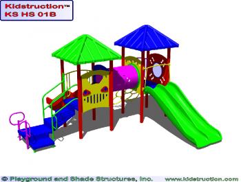 Playground Model KS HS 01B
