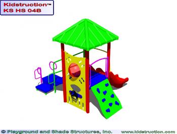 Playground Model KS HS 04B