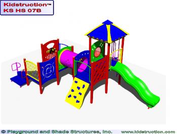 Playground Model KS HS 07B