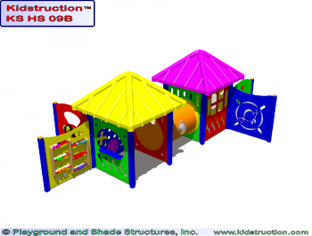 Playground Model KS HS 09B