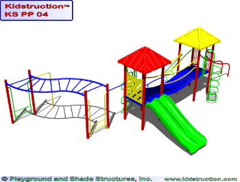 Playground Model KS PP 04