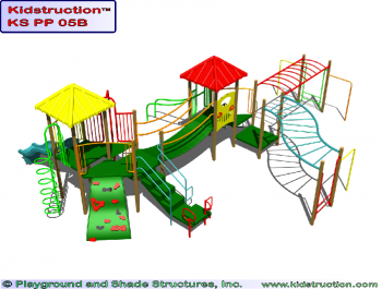 Playground Model KS PP 05B