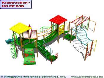 Playground Model KS PP 05B