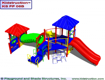 Playground Model KS PP 06B