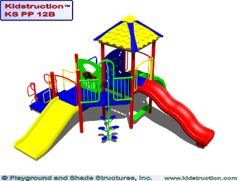 Playground Model KS PP 12B