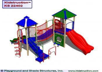 Playground Model KS 22402