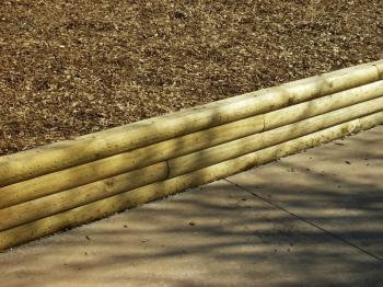 Wood Borders