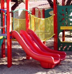 3 ft. Double Slide