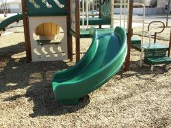 3 ft. Curved Slide