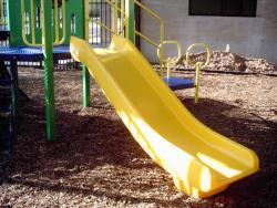 3 ft. Single Slide