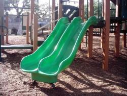 4 ft. Double Slide