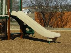 4 ft. Single Slide